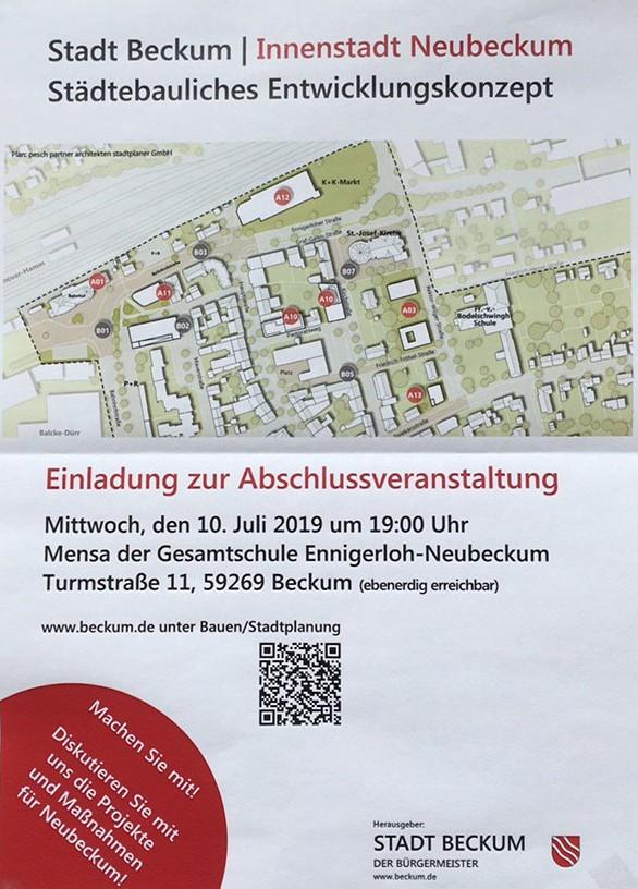 ISEK Abschlussveranstaltung 10. Juli 2019